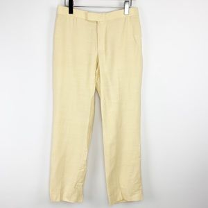 Ralph Lauren Black Label Linen Blend pants